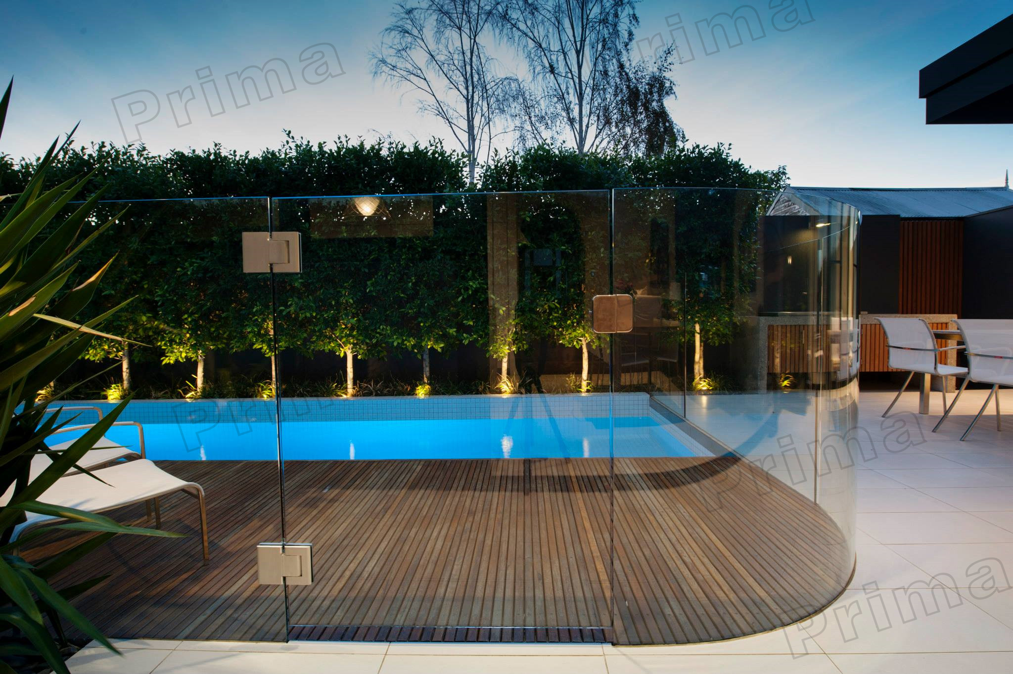 Nice Tempered Glass Pool Fence Panelssafety Fence For Pool For Sale