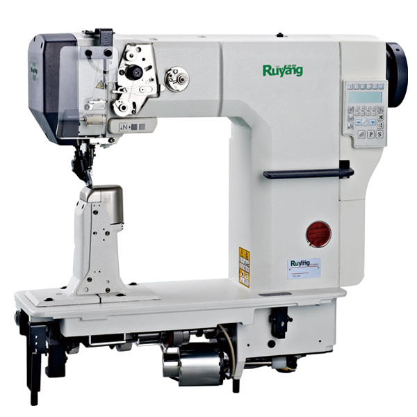 RY40 Single Needle Post Bed Industrial Sewing Machinery For Sale Interesting Post Bed Industrial Sewing Machine