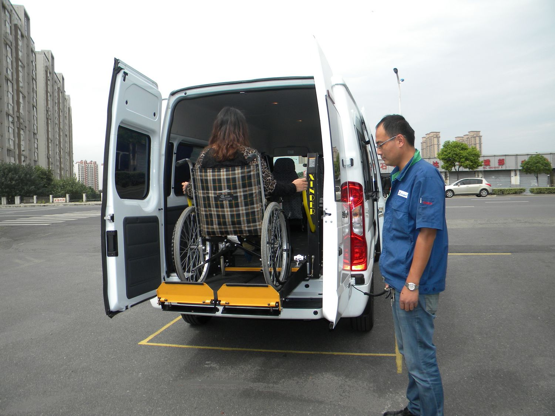 ce hydraulic wheelchair lift for van electric wheelchair hoist for