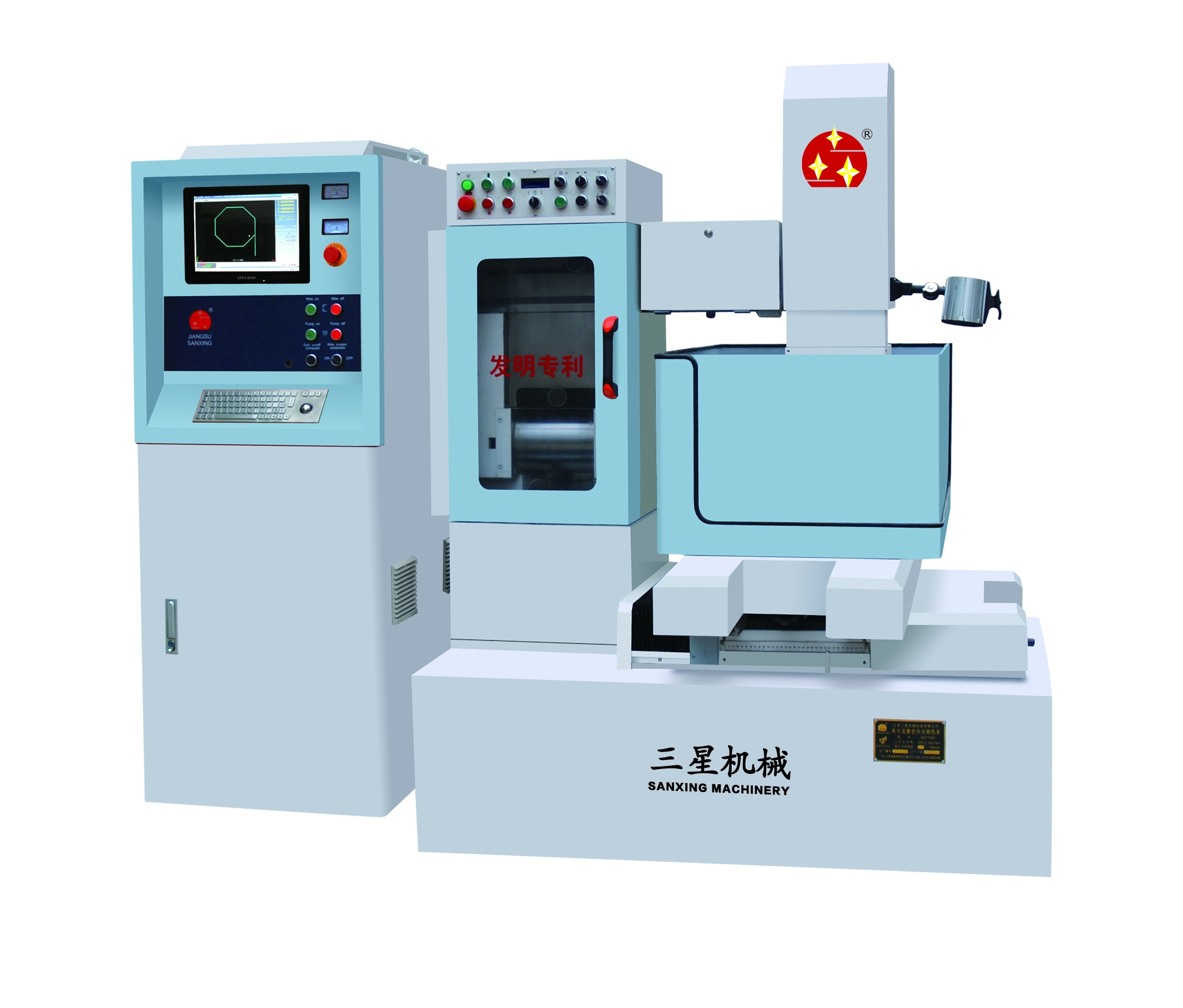 DK7732CA CNC Wire EDM Machine with CE certificate ISO for sale ...