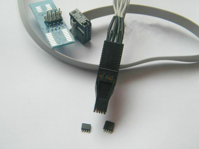 Sop8 SOIC8 test clips ,SOIC8 SOP8 flash chip IC Test Clips
