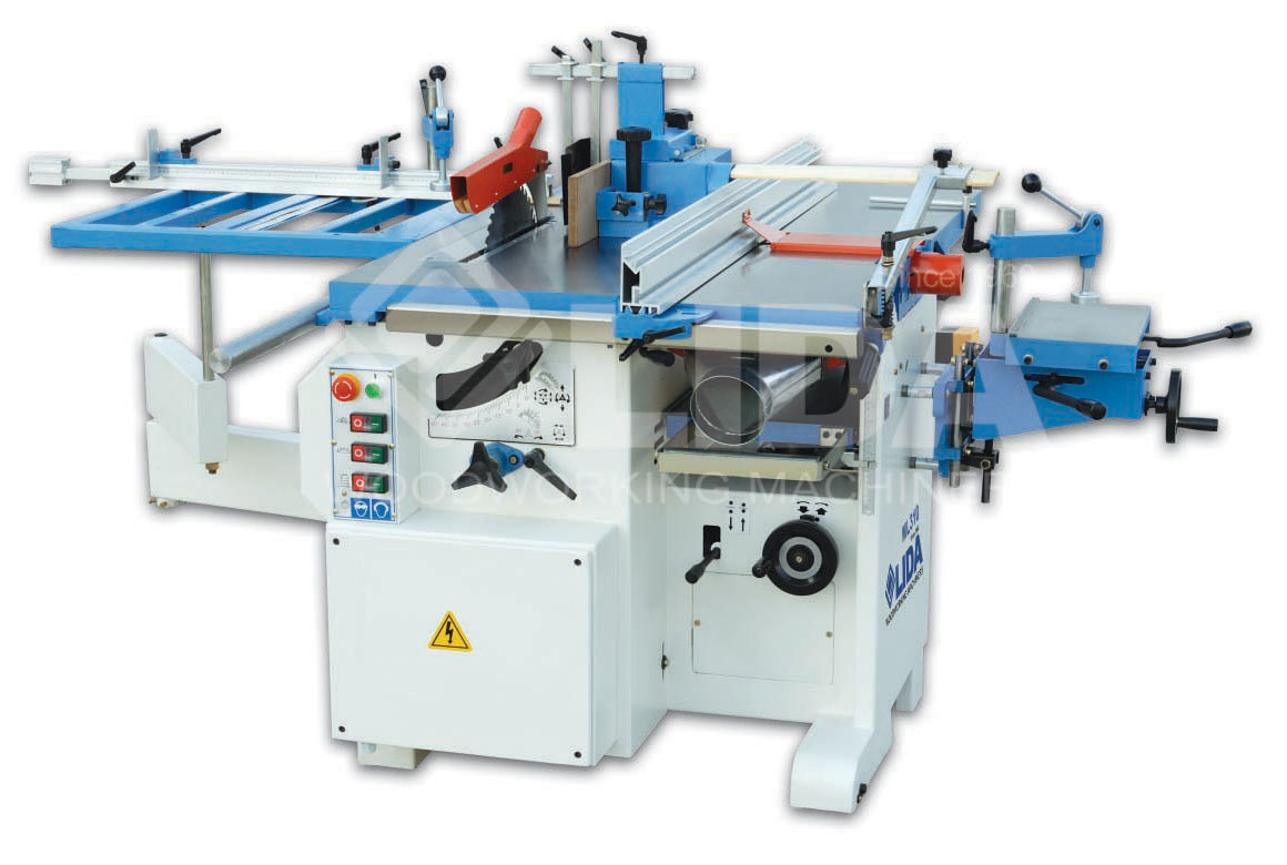 Combined Universal Woodworking Machine Ml310 Jayacn12