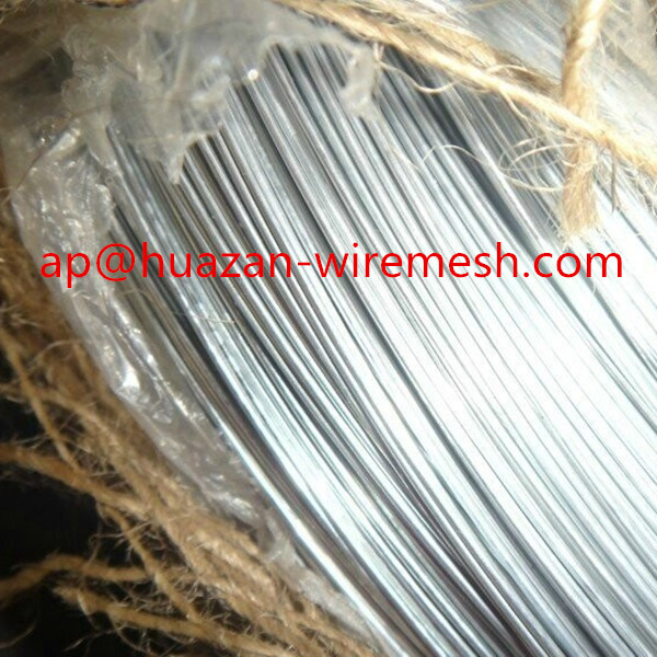 Q195 Galvanized iron wire hessian cloth outside for sale ...
