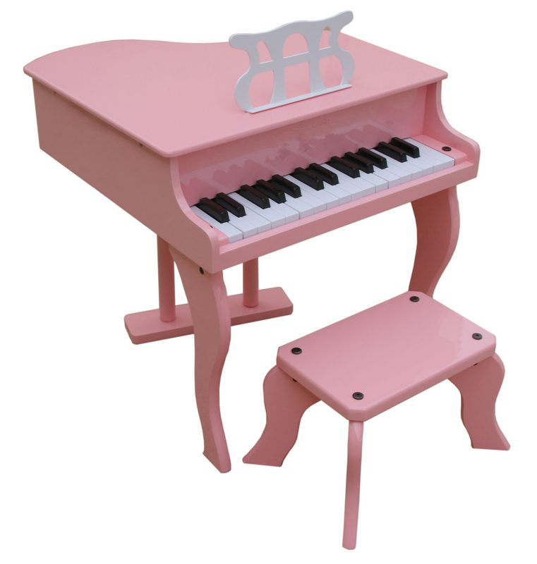 Swell 37 Key Hotsale Grand Toy Wooden Piano Kid Toy Mini Piano Ncnpc Chair Design For Home Ncnpcorg