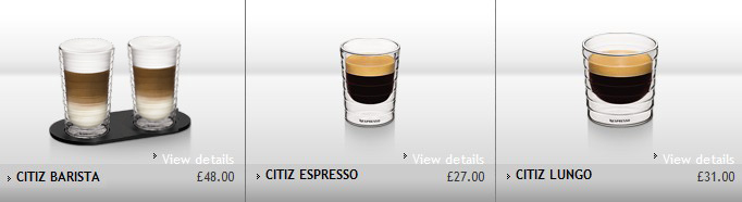 Double Walled Glass Nespresso Citiz Lungo Coffee Cup Cups150ml Can Make Your Own Logo For Sale Wall Glasses Manufacturer From China 99095097