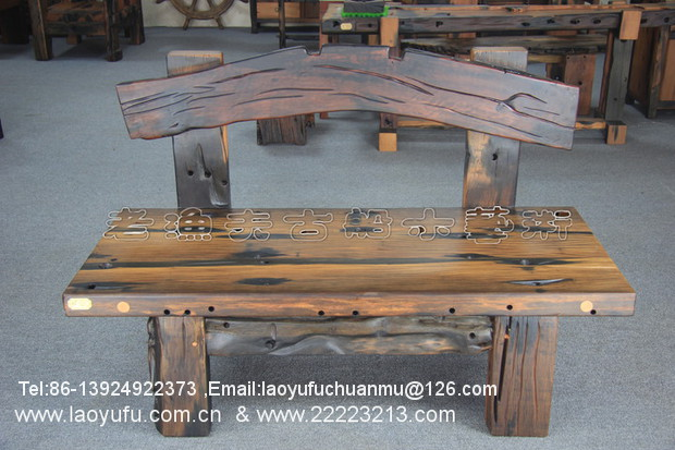 Old Ship Wood Furniture   Chair For Sale U2013 Old Fisherman Ship Wood  Furniture Manufacturer From China (99867484).