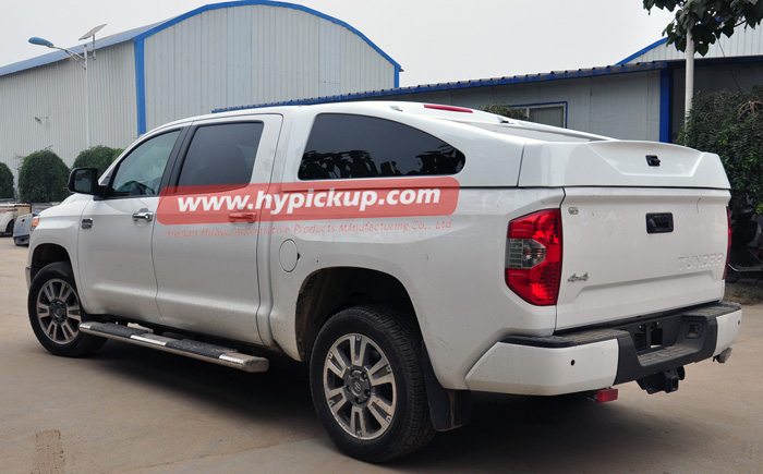 pickup canopy for 2014 tundra 1.98m bed for sale – frp pickup