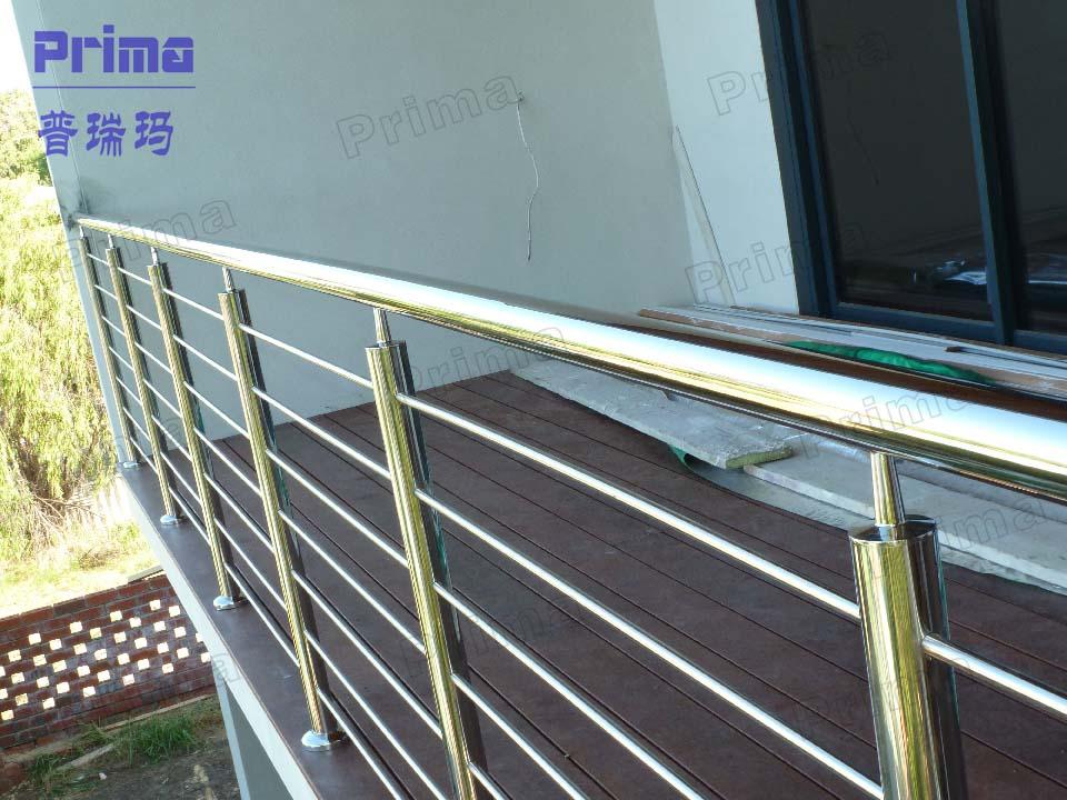 Stainless Steel RailingSteel Railing Stainless Steel Handrails for