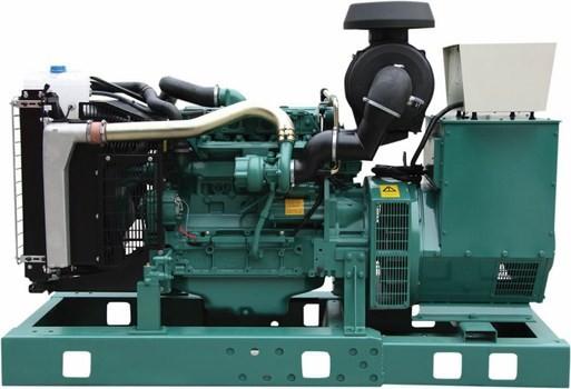 200kw soundproof volvo penta 250kva diesel generator set ...