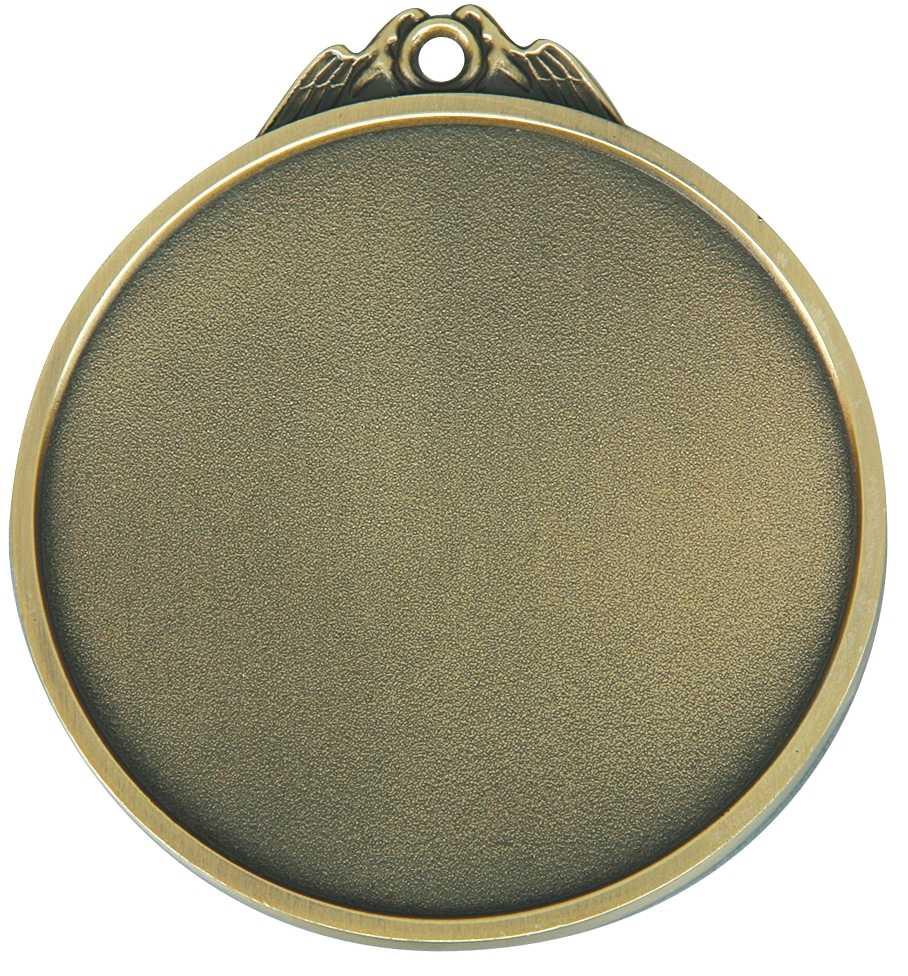Brass blank medal - wenzhou