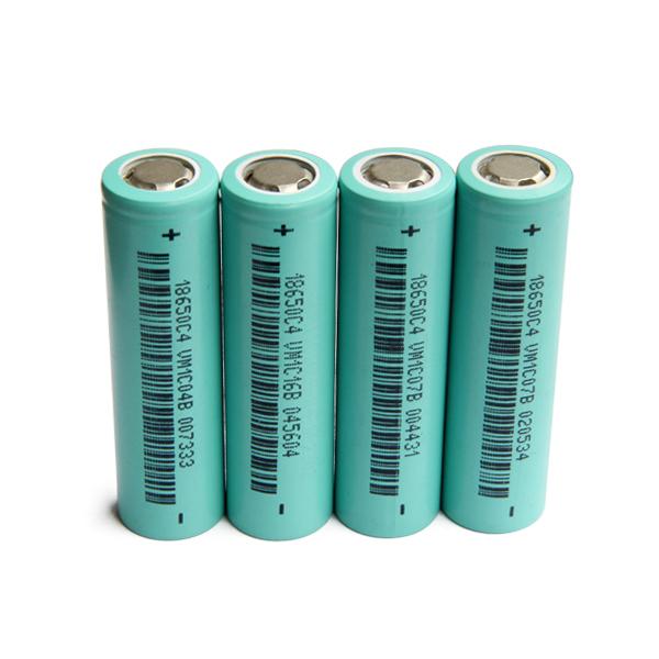 Rechargeable Li Ion Battery Bak 18650c4 2200mah 3 7v Cell