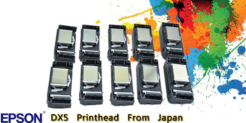 Epson DX-5 print head