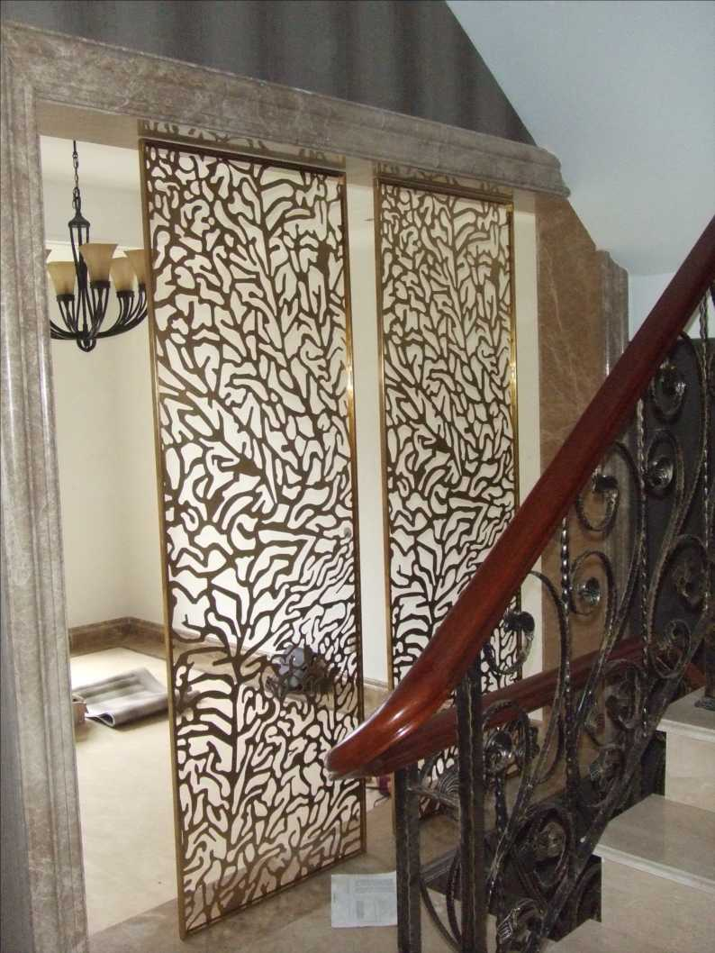Classical Decorative Stainless Steel Screens  U0026 Room