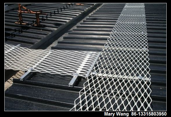 Expanded Metal For Walkway Safety Grating For Sale Anti