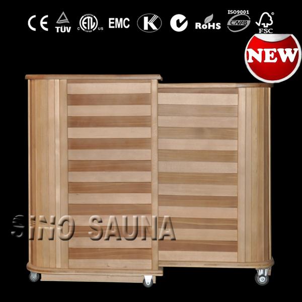 New Arrival Portable Foldable Half Body Infrared Sauna