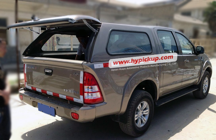 2007 Toyota Tacoma For Sale >> Foton Tunland Pickup Hardtop Canopy Exterior Accessories for sale – FRP Pickup Canopy ...