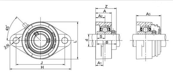 pillow block bearing installation instructions