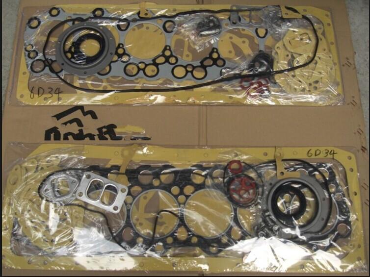 volvo EC210BLC gasket kit, engine D6D overhaul kit 11716554 for sale – gasket kit/head gasket ...