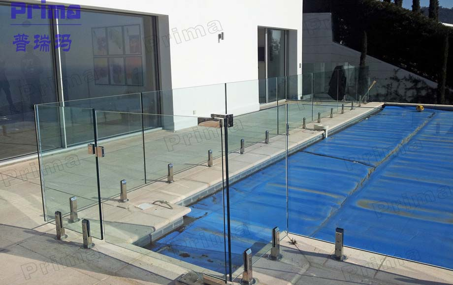 Glass Pool Fence Spigot Aluminum Spigot Side Mount For