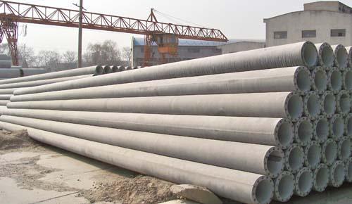 Concrete Electric Poles : Prestressed concrete electric pole production machine for