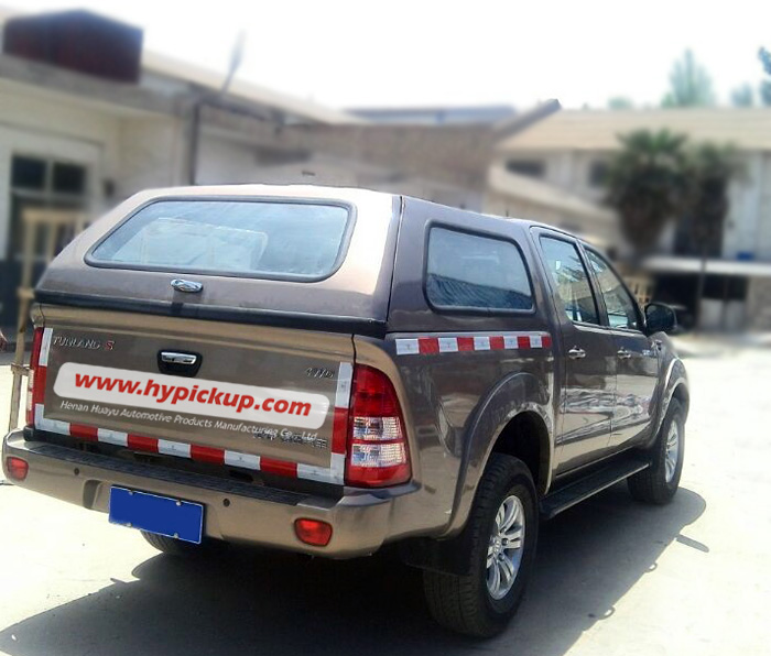 Foton Tunland Pickup Hardtop Canopy Exterior Accessories for sale – FRP Pickup Canopy ...