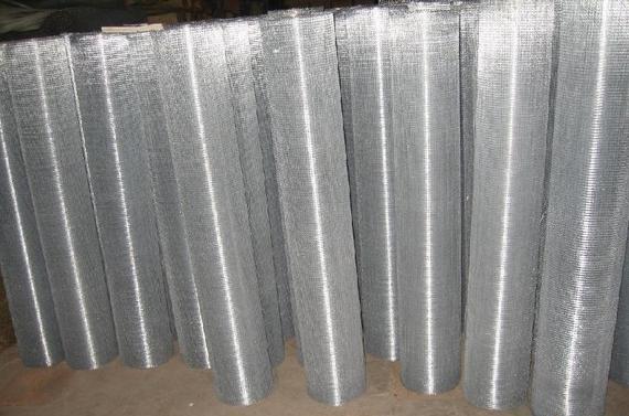 Wire Mesh Heavy Gauge Welded Wire Mesh 1 Inch Galvanized