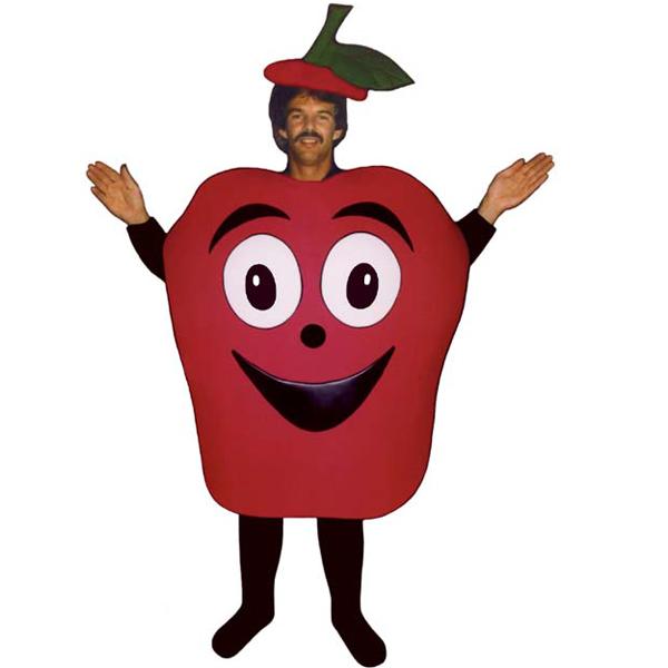 Костюм помидора из картона 104