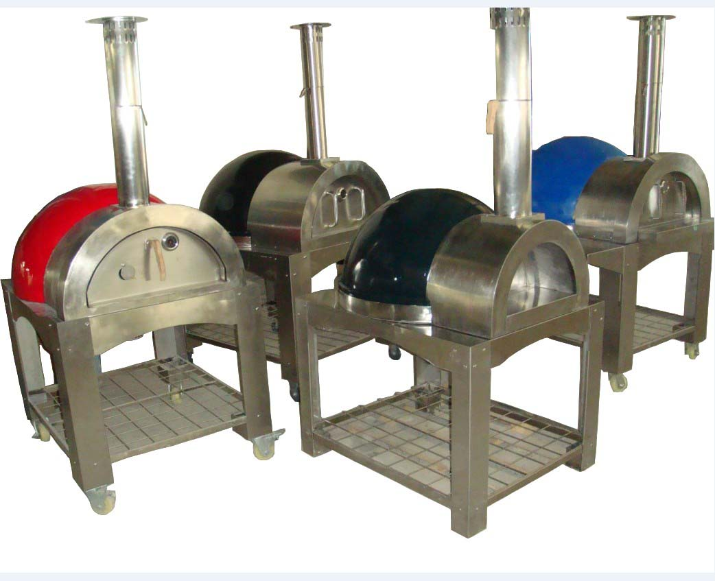 Newest Outdoor Stainless Steel Wood Fired Pizza Oven For Manufacturer From China 101561797