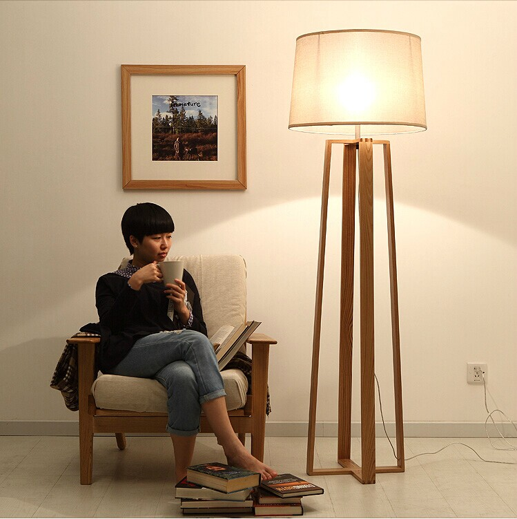 living room standing lights wood floor standing lamp for living room reading floor 15215